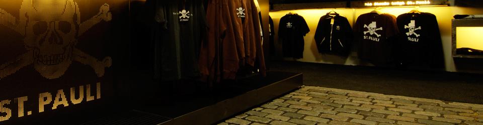 flagship store. st.pauli. hamburg.