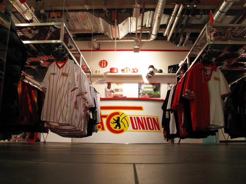 Fc Union Berlin Fanshop